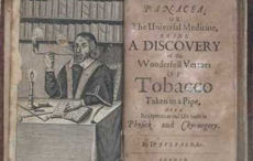 War against tobacco