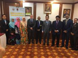 MoU with Malaysia