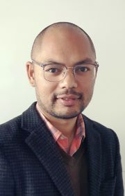 Dr Rajendra Tamrakar photograph