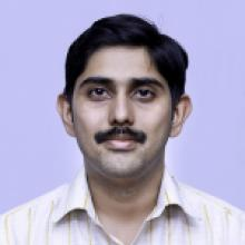 Photograph of Dr Arun Bhatt